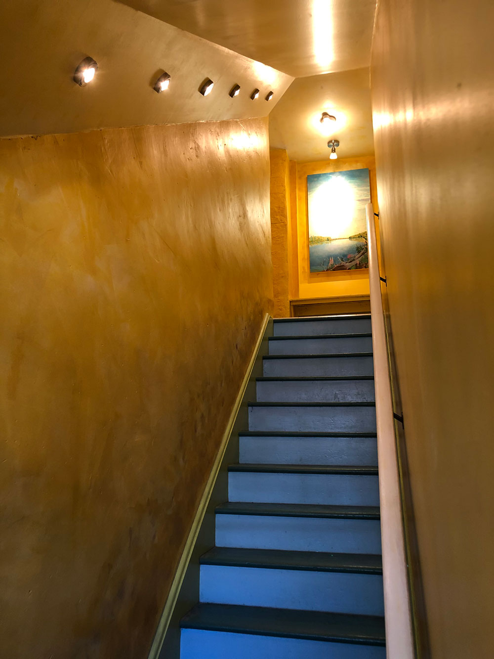 Merrickville Guest Suites staircase